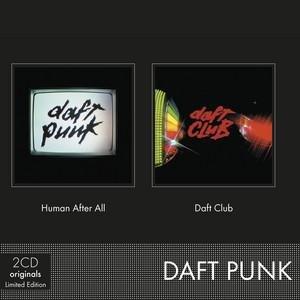 Human After All/Daft Club
