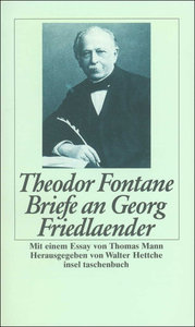 Briefe an Georg Friedlaender