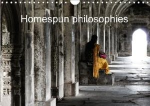 Homespun philosophies (Wall Calendar 2015 DIN A4 Landscape)
