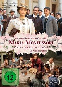Maria Montessori-Ein Leben für die Kinder