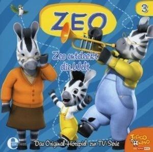 (3)Original HSP z.TV-Serie-Zeo Entdeckt Die Welt