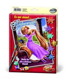 Schipper Malen nach Zahlen - Rapunzel