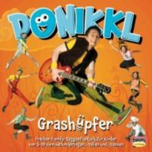 DONIKKL: Grashüpfer/CD