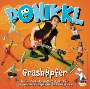 DONIKKL: Grashüpfer/CD