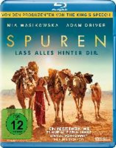Spuren-Blu-ray Disc