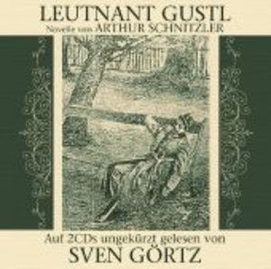 Leutnant Gustl.Von A.Schnitzler