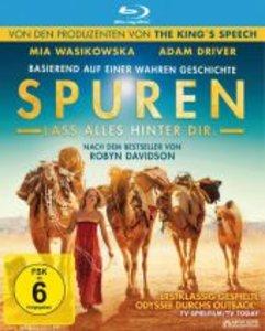 Spuren-Blu-ray Disc