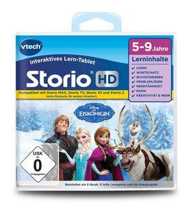 Vtech 80-274504 CS.Storio 2+3 Die Eiskönigin