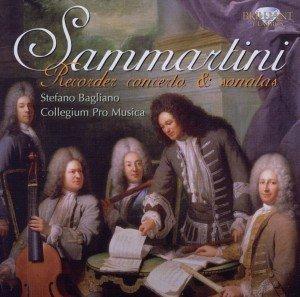 Sammartini: Konzerte Für Flöte Und Orchester