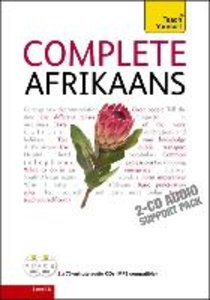Teach Yourself Complete Afrikaans. 2 CD