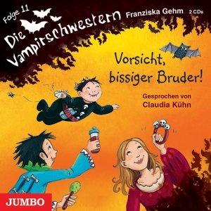 Die Vampirschwestern 11/Vorsicht,Bissiger Bruder