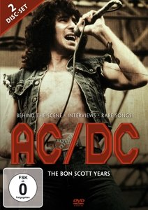 AC/DC-The Bon Scott Years