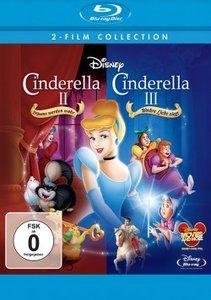 Cinderella 2 - Träume werden wahr & Cinderella 3 - Wahre Liebe s