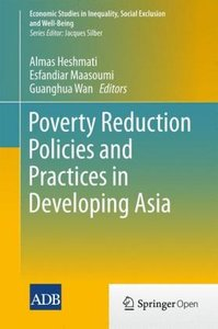 Poverty Reduction Policies and Practices in Developing Asia