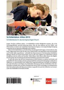 Schülerlabor-Atlas 2015