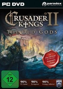 Crusader King II. The Old Gods. Für Windows XP/Vista/7