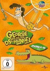 George,Der aus dem Dschungel Kam 41-44