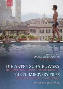 Die Akte Tschaikowsky:Bekenntnisse Eines Komp