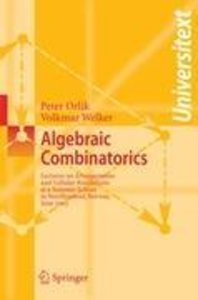 Algebraic Combinatorics