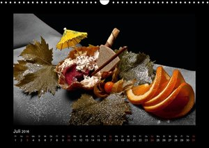 Kalender Food and Body 2016 (Wandkalender 2016 DIN A3 quer)