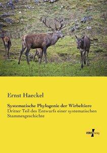 Systematische Phylogenie der Wirbeltiere