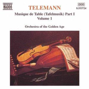 Tafelmusik Teil 1 Vol.1
