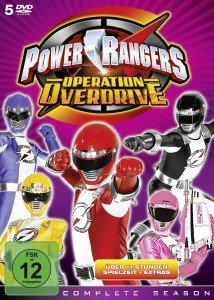 Operation Overdrive (Komplette Staffel)