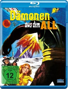 Daemonen aus dem All (Blu-Ray)