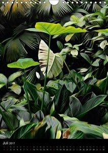 Die zauberhafte Welt der Botanik (Wandkalender 2017 DIN A4 hoch)