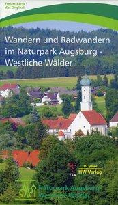 Wandern und Radwandern im Naturpark Augsburg - Westliche Wälder