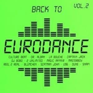 Back To Eurodance Vol.2