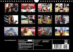 Siepmann, T: Feuerwehrkalender II - Erotische Fotografien vo