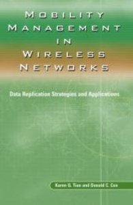 Mobility Management in Wireless Networks