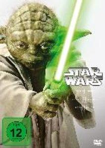 Star Wars: Trilogie - Der Anfang Episode I-III