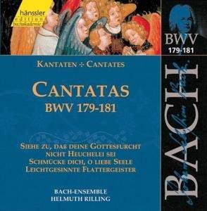 Kantaten BWV 179-181