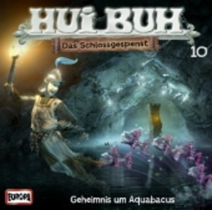 Hui Buh Neue Welt 10. Geheimnis um Aquabacus