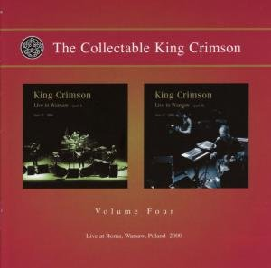 The Collectable King Crimson: Volume Four