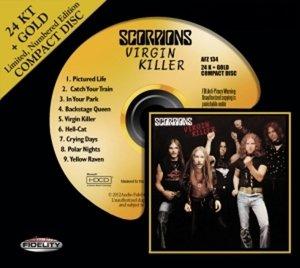Virgin Killer-24k Gold CD