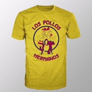 Los Pollos Hermanos (Shirt XL/Yellow)
