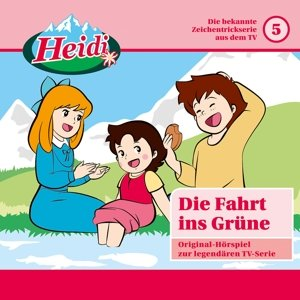 Heidi 05: Die Fahrt ins Grüne