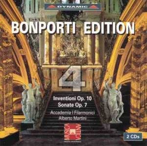 inventioni op.X/Sonate op.VI