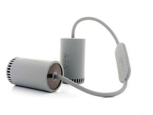 Puma Soundchuck Bluetooth Lautsprecher, grau