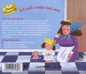 """Kleine Prinzessin 10 """"Ich will wieder lieb sein"""""""