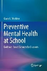Preventive Mental Health at School