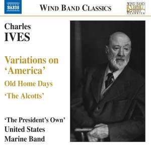 "Variations On ""America""/+"
