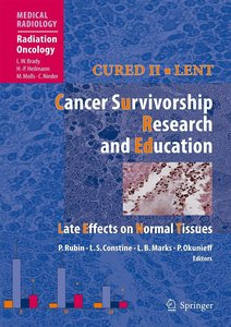 Cured II - LENT Cancer Survivorship Research And Education