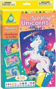 Invento 621004 - Sticky Mosaics: Sparkling Unicorns