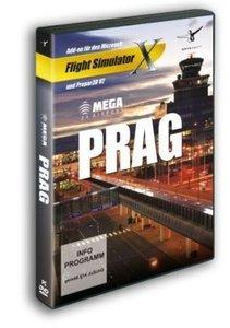 Flight Simulator X - Mega Airport Prag V2.0