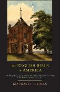 The English Bible in America