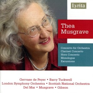 Musgrave:Concerto For Orch.+